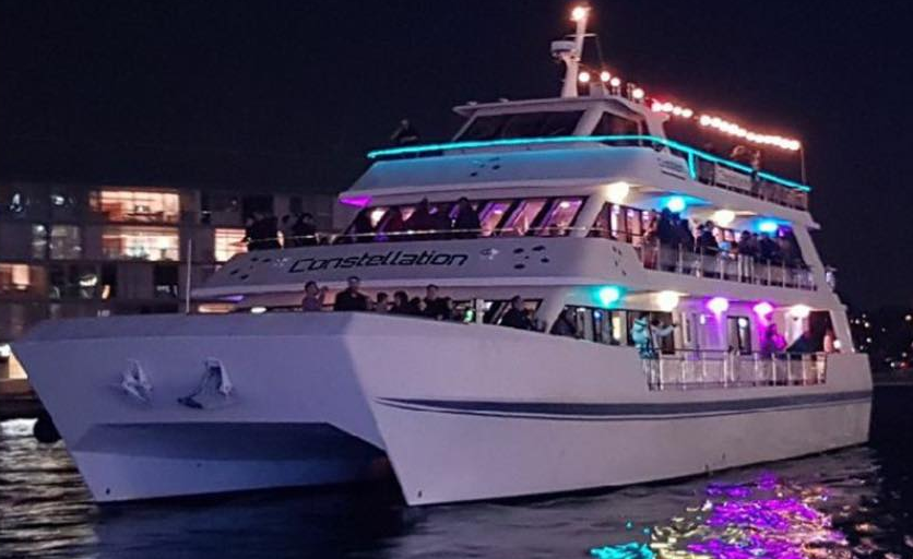 Sydney Constellation Cruises Will Provide The Best Service Possible For Your Needs And Occasion Our 5 Million Dollar Harbour Cruiser Is The Only Vessel On Darling Harbour With 360 Viewing Decks On